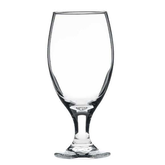 Libbey Teardrop Tall Stemmed Beer Glasses 436ml - Pack of 12