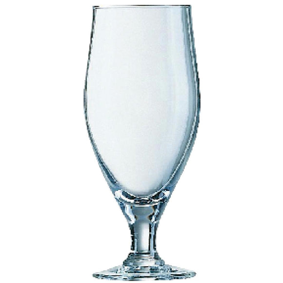 Arcoroc Stemmed Cervoise Beer Glasses 310ml - Pack of 24