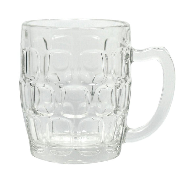 Handled Beer Mugs 285ml - Pack of 36