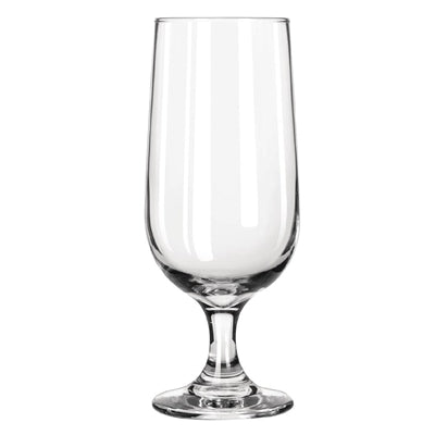 Libbey Embassy Footed Beer Glasses 415ml - Pack of 12