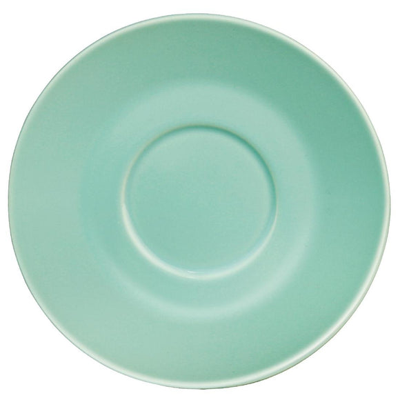 Olympia Cafe Saucers Aqua 158mm - Pack of 12