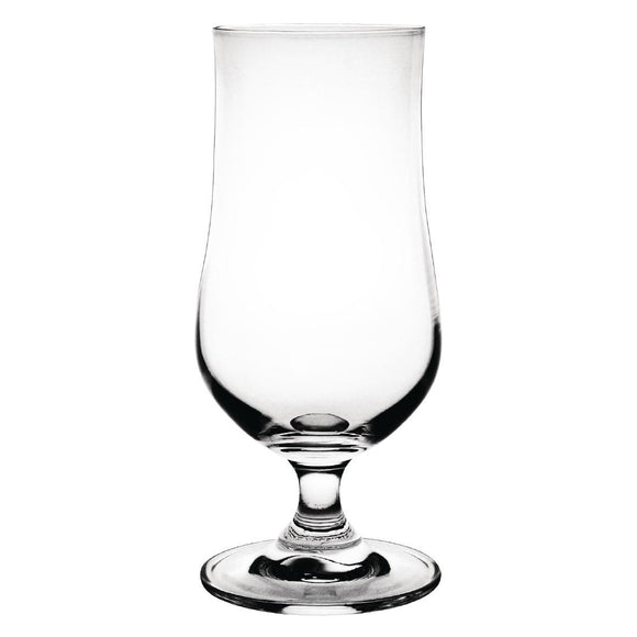 Olympia Crystal Hurricane Glasses 340ml - Pack of 6