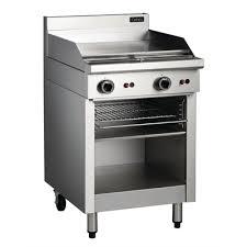 Cobra by Moffat Freestanding Gas Griddle Toaster CT6- Only $3,285.00 inc GST or * Payments from $2.25 P/Day