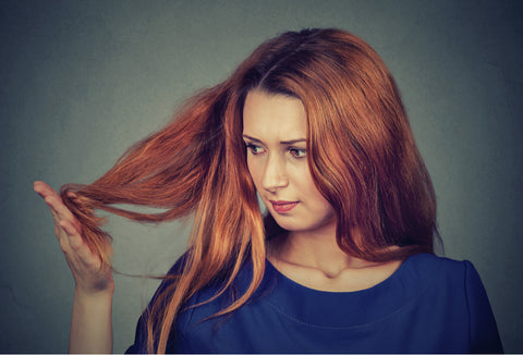 Stressed, Losing Your Hair? What You Can Do About It!