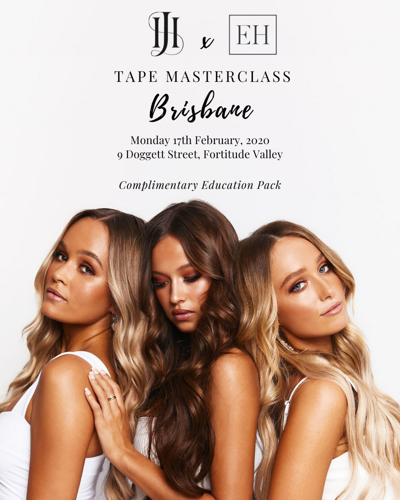 Tape Extension Masterclass - $1,199.00