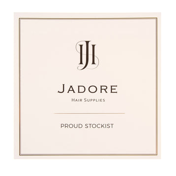 Jadore Window Decal