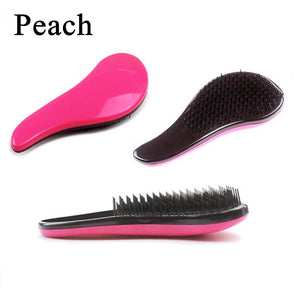 9 Colors Detangling Hair Brush Detangler  Comb