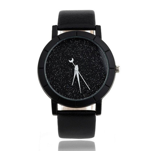 New Fashion Women Quartz-watch PU Leather Simply Desgin Wrist Watches For Lovers Womens watches
