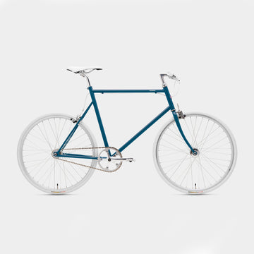 TOKYOBIKE - Single speed blue enamel