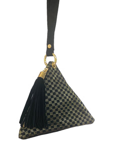 Ketupat Bag - Small (Black)