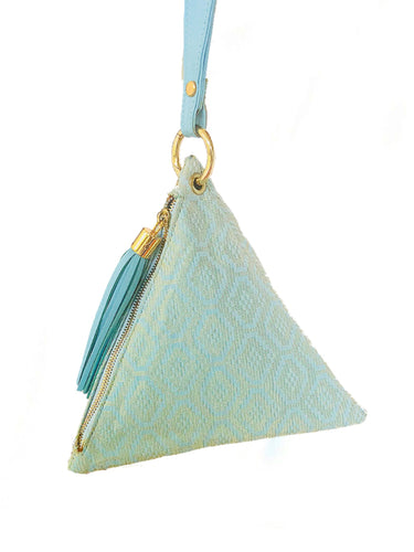 Ketupat Bag - Small (Blue)