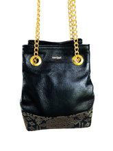 Melor Bucket Bag (Black)