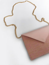 Saloma Small Envelope Bag (Peach)
