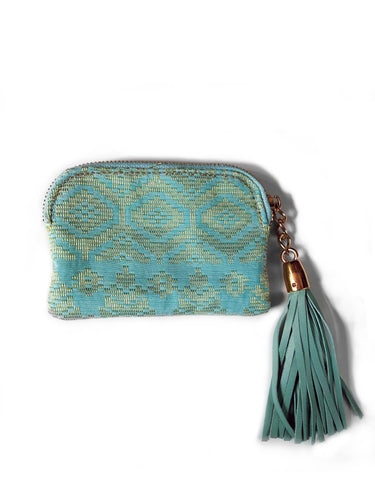 Melati Purse (Mint Green)
