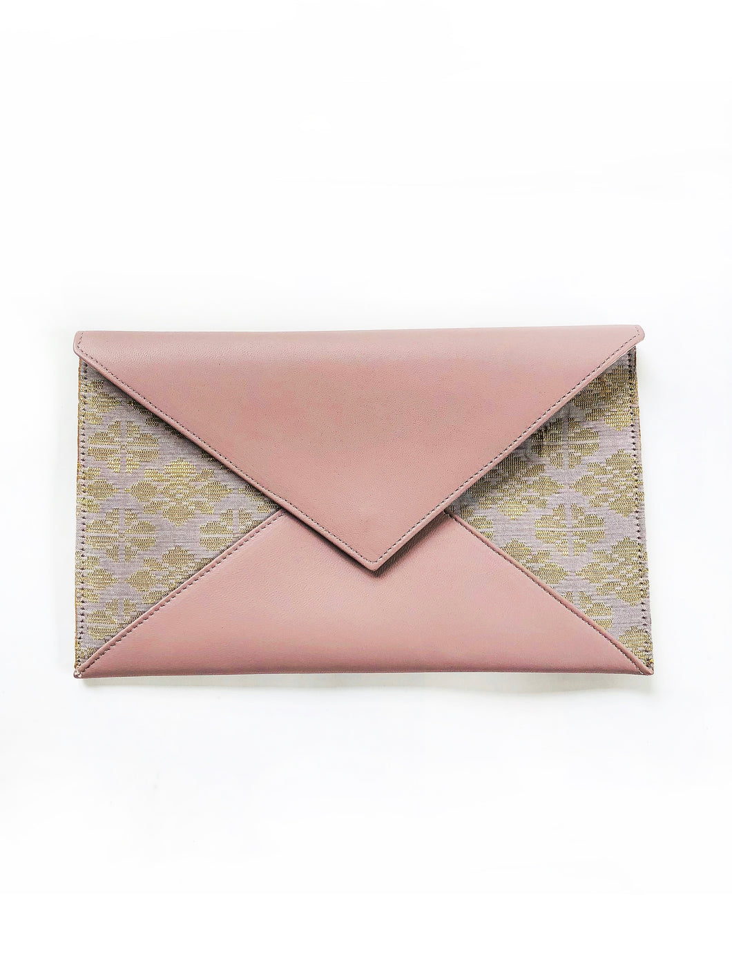 Saloma Big Envelope Bag (Taupe)