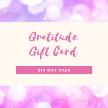 Gratitude Gift Cards