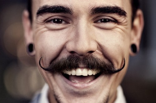 How To Grow And Style A Handlebar Mustache Whiskey Ink Lace