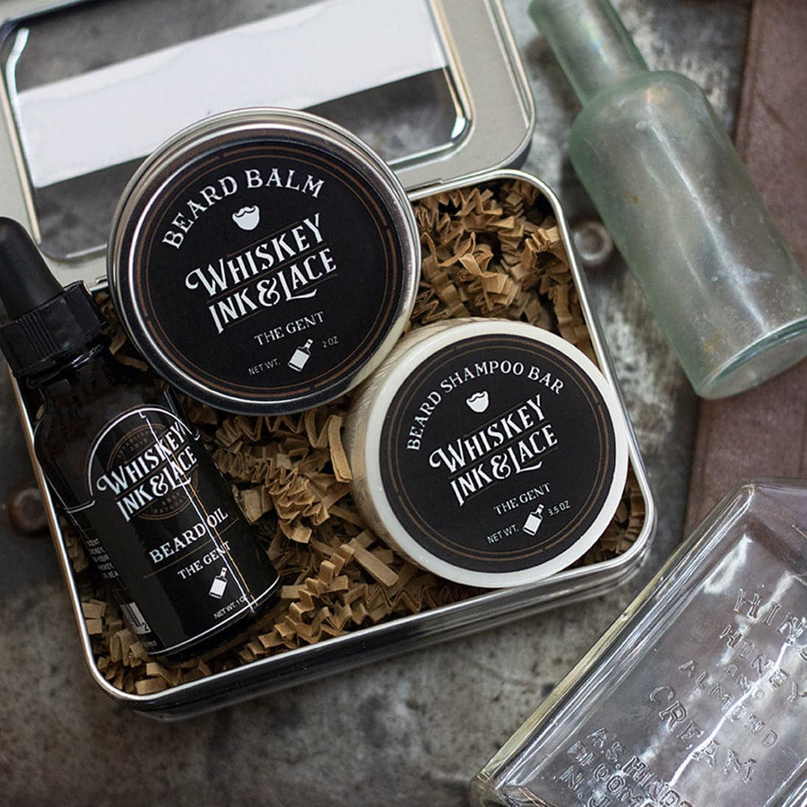 The Gent Beard Kit