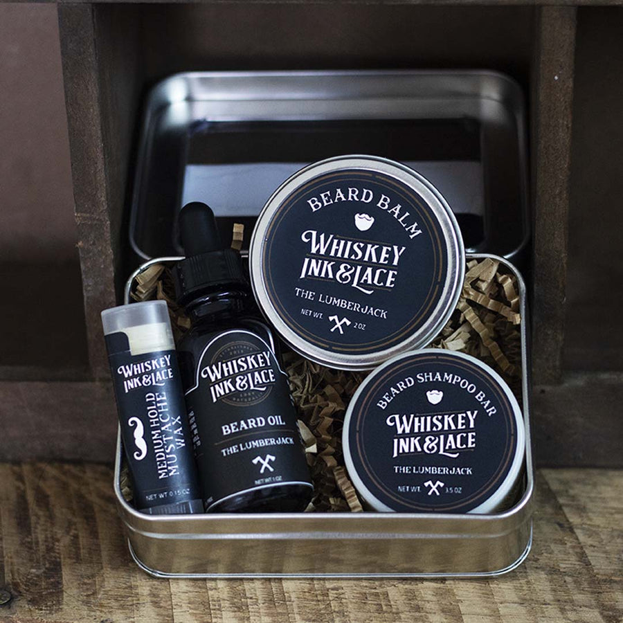 The Lumberjack Beard Kit Deluxe