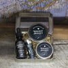 The Outlaw Beard Kit Deluxe - Whiskey, Ink, & Lace