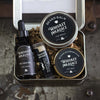 The Viking Beard Kit Deluxe - Whiskey, Ink, & Lace