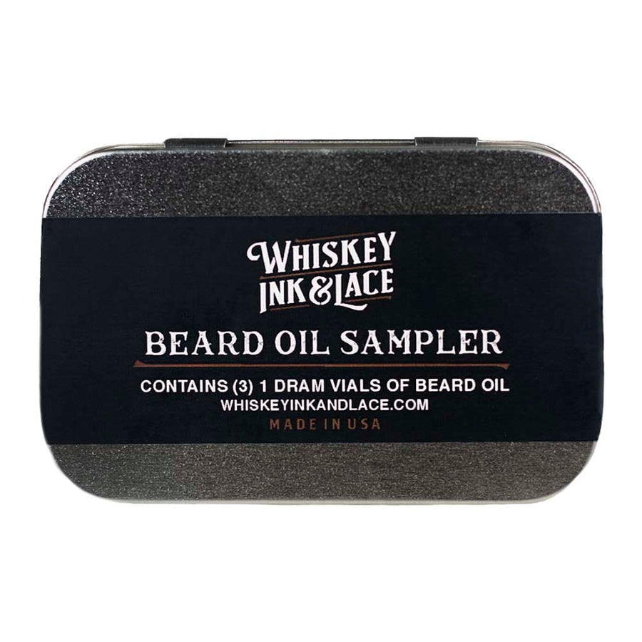 Beard Oil Sampler