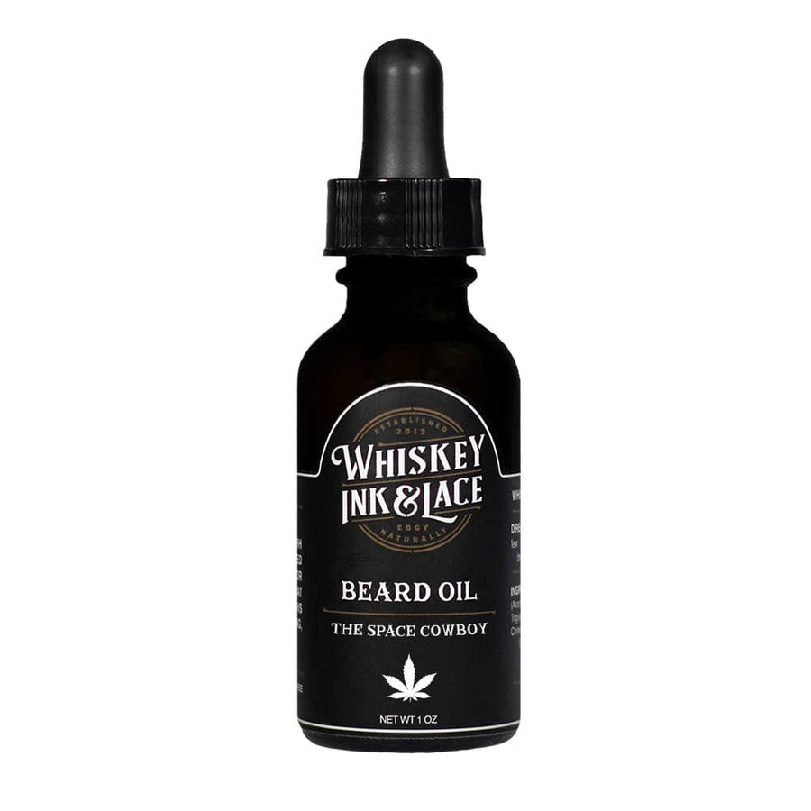 The Space Cowboy Beard Oil - Limited Edition - Whiskey, Ink, & Lace