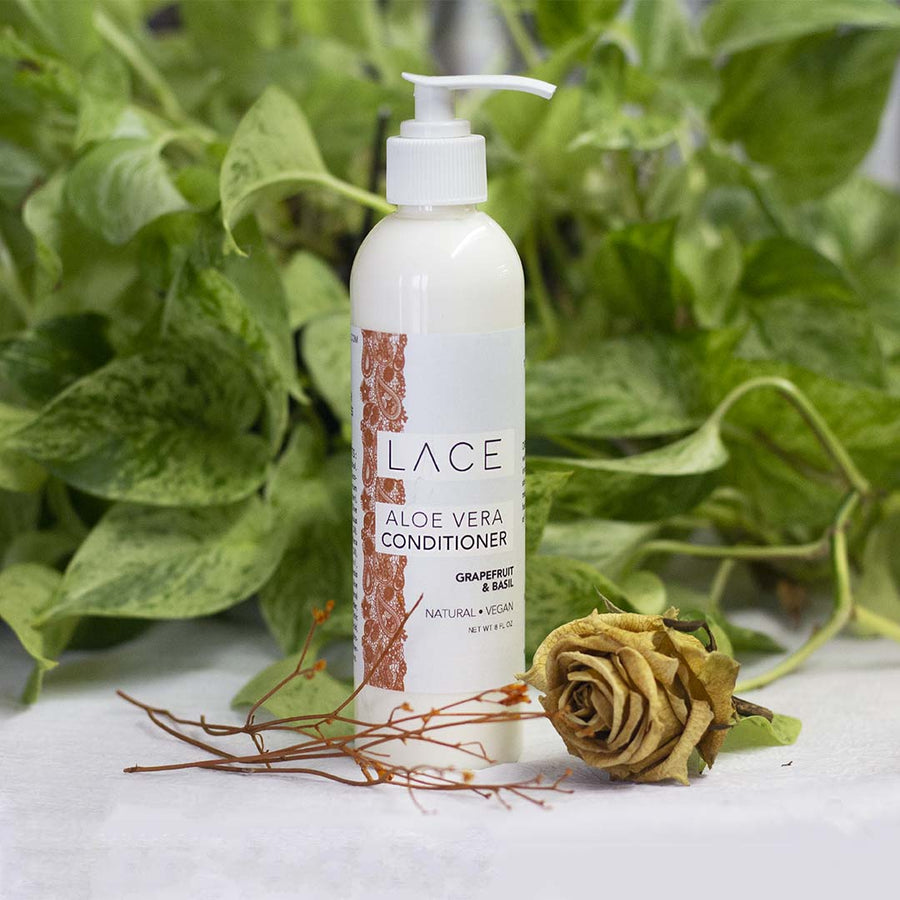 Grapefruit & Basil Hair Conditioner