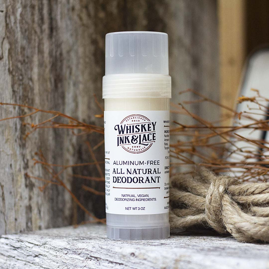 The Pirate Natural Deodorant