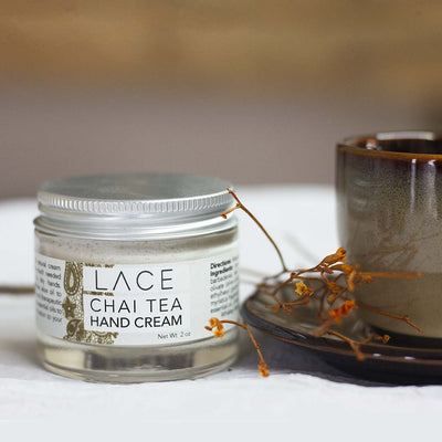 Chai Tea Hand Cream - Whiskey, Ink, & Lace