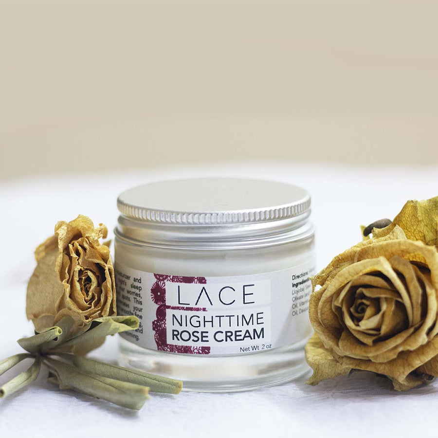 Nighttime Rose Cream