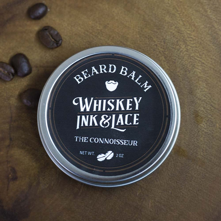 Beard Balms | Men's Beard Styling | Nashville, TN | Whiskey