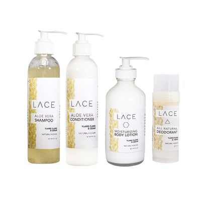 LACE Bath Bundle