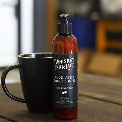 The Connoisseur Hair Conditioner - Whiskey, Ink, & Lace