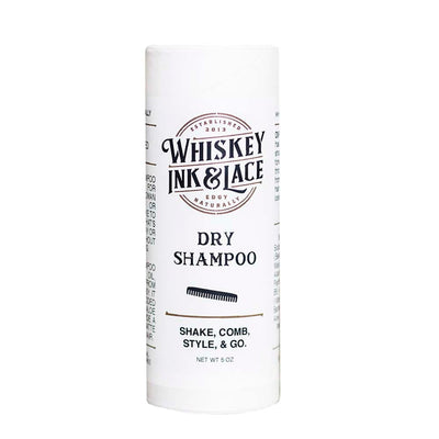 Dry Shampoo - Whiskey, Ink, & Lace