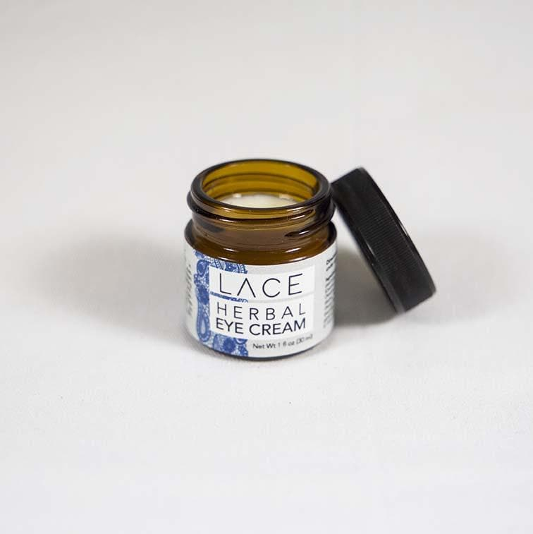 Herbal Eye Cream - Whiskey, Ink, & Lace