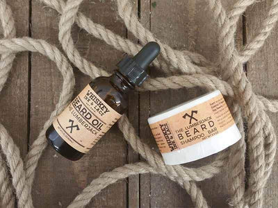 Kits, Men, Beard Kits, Beard, Significant Other-Approved, Basic Beard Kits - The Lumberjack Basic Beard Kit