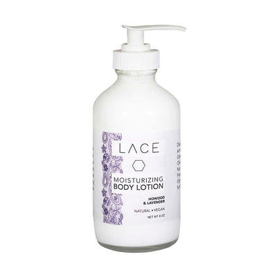 Howood & Lavender Body Lotion - Whiskey, Ink, & Lace