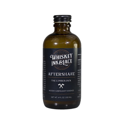 Men,Shaving,Significant Other-Approved - The Lumberjack Aftershave