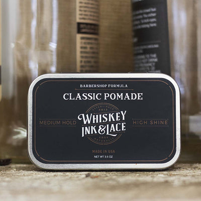 The Gent Classic Pomade