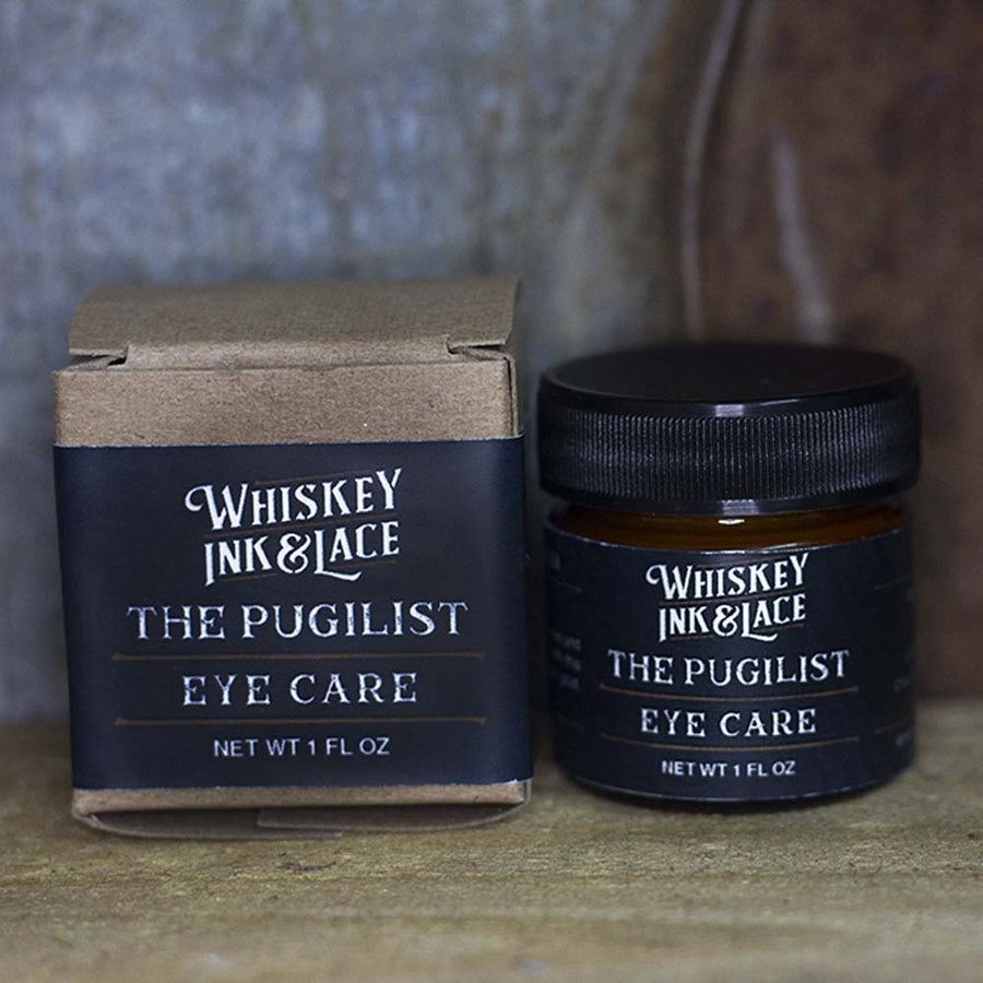 The Pugilist Eye Care - Whiskey, Ink, & Lace