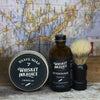 The Outlaw Shave Kit - Whiskey, Ink, & Lace