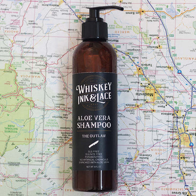 The Outlaw Hair Shampoo - Whiskey, Ink, & Lace