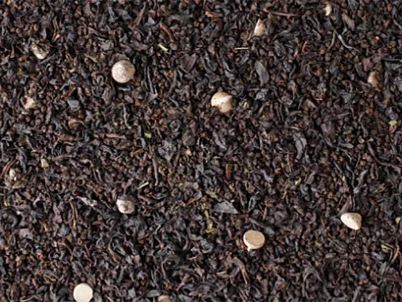 Cocoa Mint Loose Leaf Tea - Whiskey, Ink, & Lace