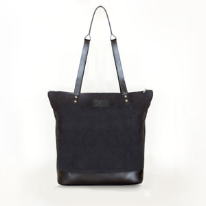 ARCH LUXE Nappy Bag - Black