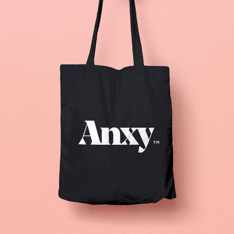 Anxy Tote - Black