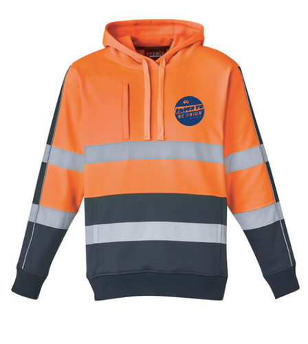 AWU Proud to be Union Hi-Vis Hoodie