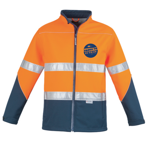 AWU Proud to be Union Hi Vis Jacket