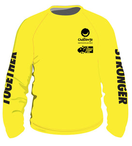 Hi-vis Long Sleeved Challenge Shirt