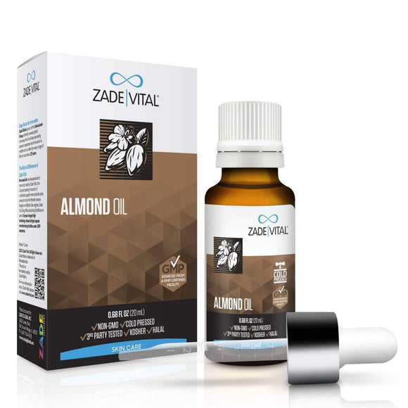 Almond Oil 0.7oz. (20ml) with Dropper
